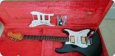 Fender Custom Modified Stratocaster Ex DAVE MURRAY IRON MAIDEN 1962 Black