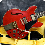 Gibson 64 Reissue ES 345 TDC 2016 60s VOS Cherry