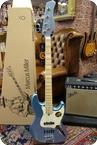 Sire Sire Basses V7 2nd Gen Series Marcus Miller Swamp Ash 4 string Bass Guitar Lake Placid Blue