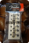 Fender-Fender American Vintage Stratocaster/Telecaster Tuning Machines (Nickel) (6)