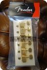Fender Fender Vintage Style StratTele Tuners Gold 6