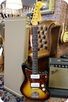 Fender Fender 1965 Reissue Jazzmaster Relic 3 Color Sunburst Custom Shop