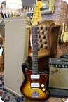 Fender Fender 1965 Reissue Jazzmaster Relic 3 Color Sunburst Custom Shop