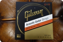 Gibson Gibson SAG BRW12 1 Bronze 8020 Acoustic Guitar Strings