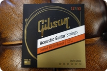 Gibson Gibson SAG CBRW12 Coated 8020 Bronze Acoustic Guitar Strings Light