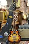 Fender Fender 1967 Coronado 2 Bass 3 Tone Sunburst OHSC