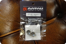 Gotoh Gotoh EP B2 Gotoh Master Relic Collection Strap Buttons With Screws
