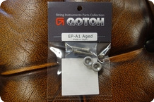 Gotoh Gotoh EP A1 Gotoh Master Relic Collection Strap Buttons With Screws