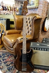 Fender Fender MIJ 62 Jazz Bass Limited Edition Walnut 2014