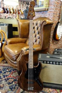 Fender Fender Mij 62 Jazz Bass Limited Edition Walnut 2014
