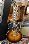 Gibson-Gibson Pre-War SJ-200 Rosewood Vintage Sunburst