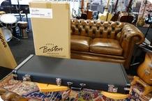 Boston Boston California Series Electric Guitar Case Black Tolex