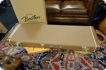 Boston Boston California Series Electric Guitar Case Brown Tolex
