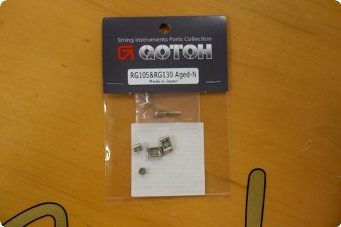 Gotoh Gotoh Rg105&rg130 Gotoh Master Relic Collection