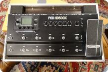 Line 6 Line 6 Pod HD500X With Flight Case