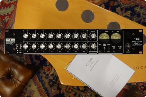 Tl Audio Tl Audio Ebony A4 Summer Series Class A + Tube