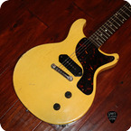 Gibson-Les Paul TV Junior-1959-TV Yellow