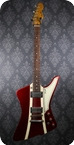 Sandberg Forty Eight Guitar Metallic Red