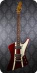 Sandberg Forty Eight Guitar Metallic Red