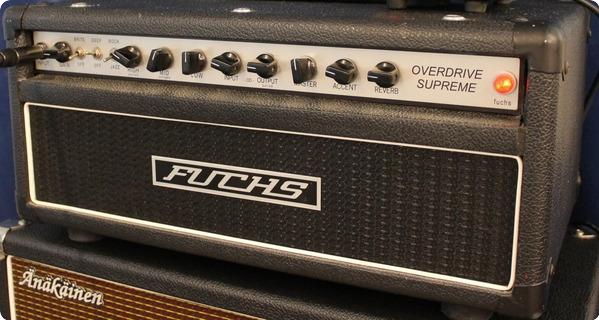 Fuchs Overdrive Supreme 30