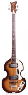 Greco Gneco Violin Bass Vb 360 1969 Sunburst
