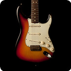 Fender Stratocaster 1965 3 Color Sunburst