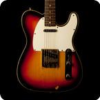 Fender Telecaster 1967 3 Color Sunburst