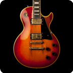 Gibson Les Paul Custom 1973 Cherry Sunburst