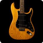 Fender-Stratocaster Hardtail-1979-Natural