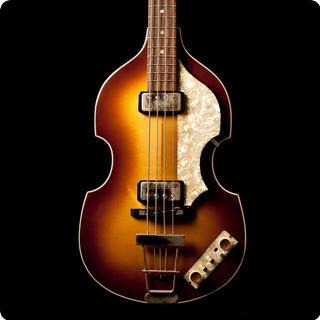 Hofner 500/1 Violin Bass Sunburst