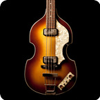 Hofner 5001 Violin Bass Sunburst