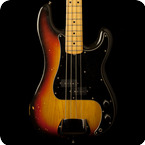 Fender Precision Bass 1978 3 Color Sunburst