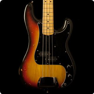 Fender Precision Bass 1978 3 Color Sunburst
