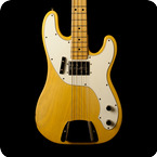 Fender-Telecaster Bass-1974-Blonde
