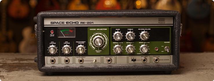 Roland Re 201 Space Echo