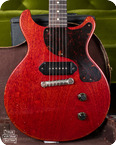 Gibson Les Paul Junior 1958 Cherry Red
