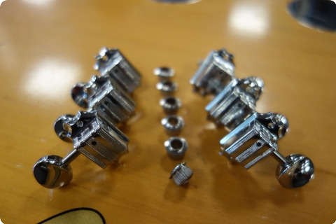 Gretsch Gretsch Electromatic Collection Vintage Tuners 3l3r Chrome
