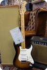 Fender-Fender Custom Shop Stratocaster 1954 50th Anniversary Masterbuilt By Dennis Galuszka