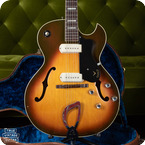 Guild CE 100 DP 1960 Sunburst
