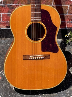 Gibson Lg 3 1959 Natural Finish