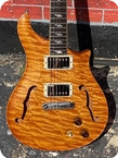Prs Paul Reed Smith Dweezil Zappa Ltd. Private Stock 2011 Vintage Gold Burst