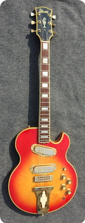 Ibanez 2399 Dx 1974 Sunburst