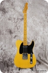 Fender Telecaster 52 AVRI Reissue 1999 Butterscotch