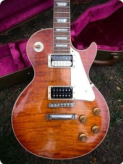 Gibson 59 Reissue Les Paul Standard 2000 Sunburst