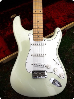 Fender Custom Shop Masterbuilt 59 Stratocaster Dale Wilson 2016 Blonde
