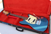 Fender Mustang 1974 Lake Placid Blue