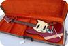 Fender -  Mustang 1973 Candy Apple Red