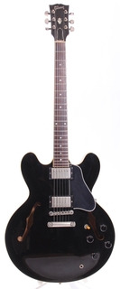 Gibson Es 335 Dot Reissue 1998 Ebony