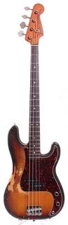 Fender Precision Bass 1974 Sunburst