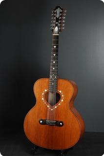 Zemaitis 12 Strings Custom Guitar  1986 Natural